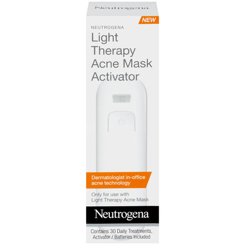 Neutrogena Light Therapy Acne Mask Activator 30 Treatments