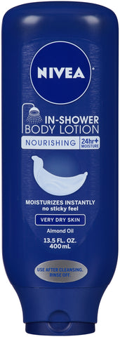 Nivea In-Shower Nourishing Body Lotion 13.5oz