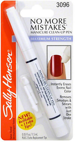 Sally Hansen No More Mistakes Manicure Clean-Up Pen  .05oz