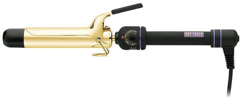 "Hot Tools Professional 1 1/4"" 24k Gold Curling Iron- Model # 1110"