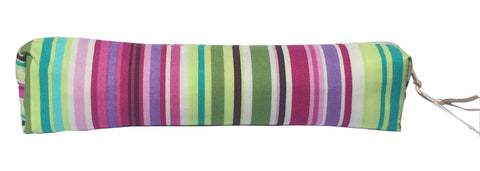 ElizabethW Viviana Stripe Brush & Pencil Bag