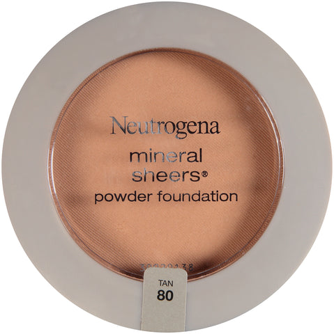 Neutrogena Mineral Sheers Compact Powder Foundation   .34oz