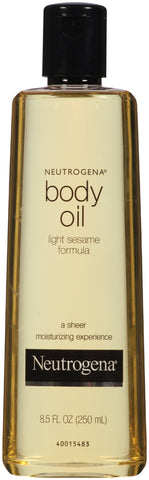Neutrogena Body Oil Light Sesame Formula