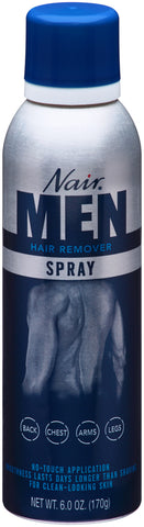 Nair For Men Spray Hair Remover  6oz