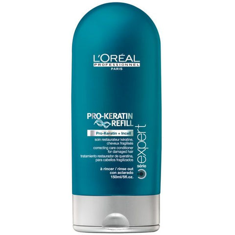 L'Oreal Professionnel Pro-Keratin Refill Correcting Care Conditioner  5.0oz