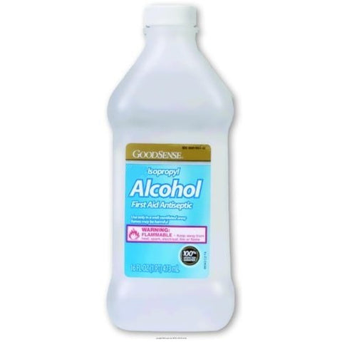 GoodSense 70% Isopropyl Rubbing Alcohol  16oz