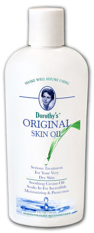 Dorothy's Original Skin Oil   8oz