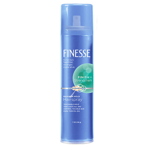 Finesse Maximum Hold Aerosol Hairspray    7oz