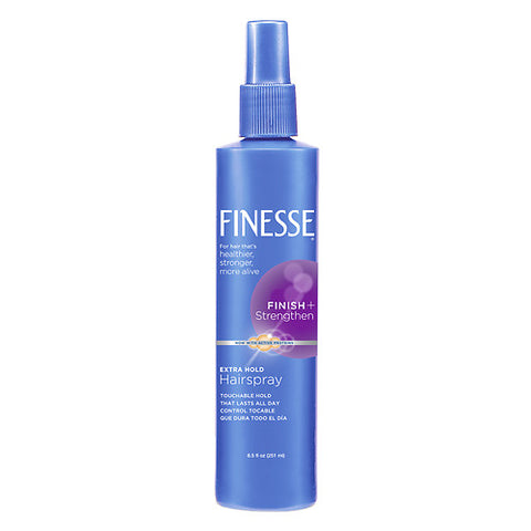 Finesse Extra Hold Non-Aerosol Pump Hairspray    8.5oz