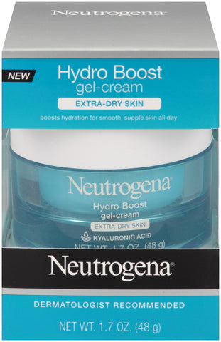Neutrogena Hydro Boost Gel-Cream Extra Dry Skin  1.7oz