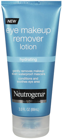 Neutrogena Hydrating Eye Makeup Remover Lotion 3oz