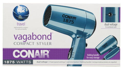 Conair Compact Folding Handle Hair Dryer
