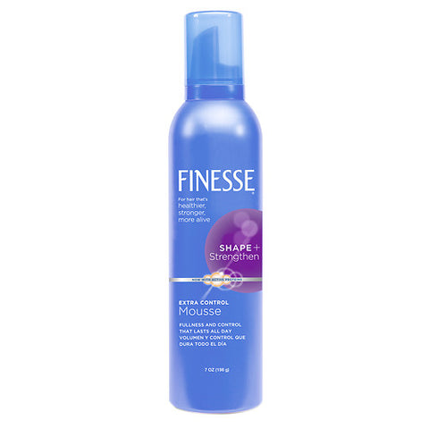Finesse Extra Control Mousse   7oz
