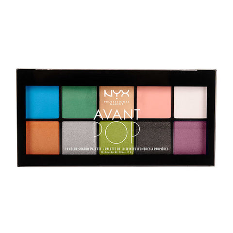 NYX Avant Pop Shadow Palette