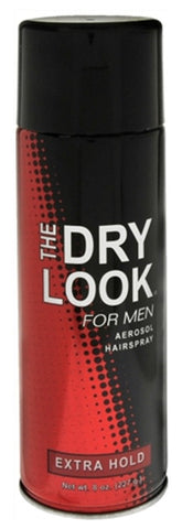 Dry Look Aerosol Extra Hold Hair Spray    8oz