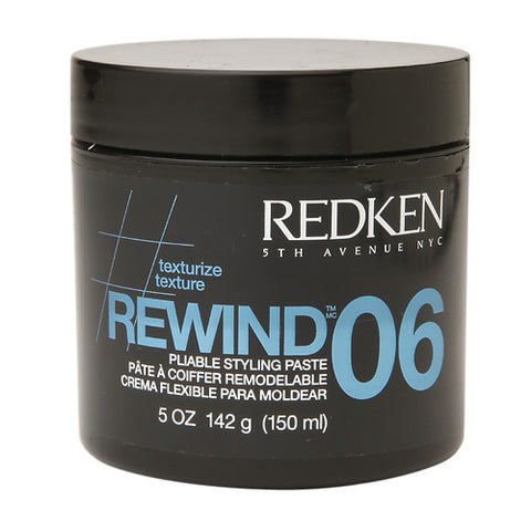 Redken Rewind 06 Pliable Styling Paste   5oz