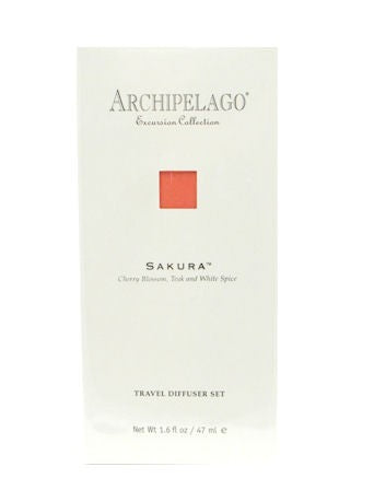 Archipelago Excursion Sakura Mini Diffuser