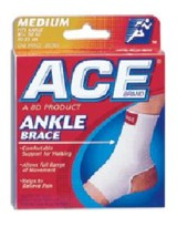 Ace Brand Knitted Ankle Support