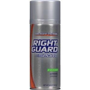 Right Guard Sport Deodorant Spray Fresh 8.5 oz.
