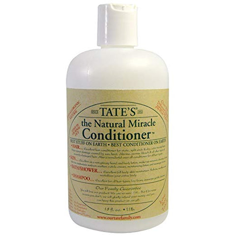 Tate's The Natural Miracle Conditioner 18 oz.
