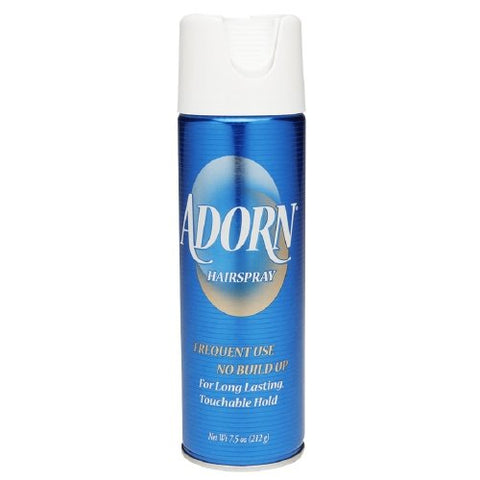 Adorn Hair Spray Frequent Use  7.5oz