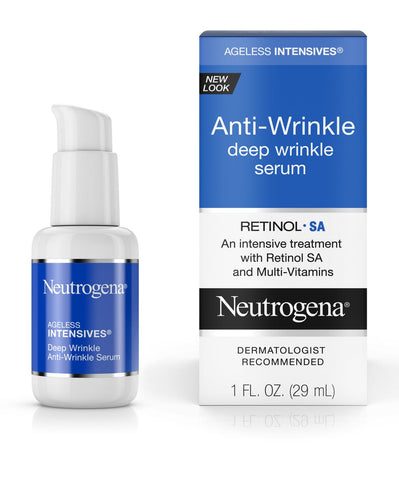 Neutrogena Ageless Intensives Deep Wrinkle Serum 1oz