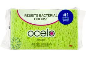 O-Cel-O Large Sponge 2 Count