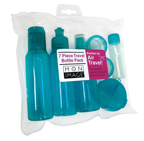 Paris Presents Mon Image 7pc Travel Bottle Kit