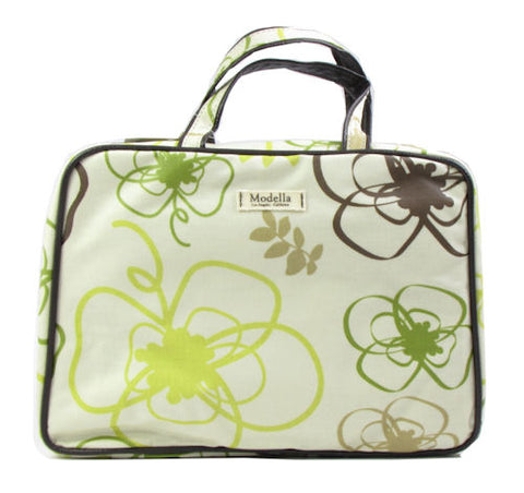 Modella Fitted Weekender Cosmetic & Toiletry Travel Bag