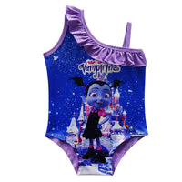 Vampirina Bathing Suits - Ribbon and Blues