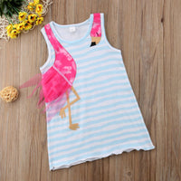 Flamingo Fun Dress