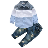 Tops and Jeans Set