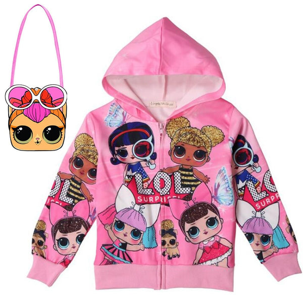 LOL Doll Jacket and Bag