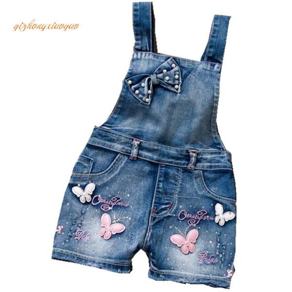 Jumpsuit with Butterflies or Flowers