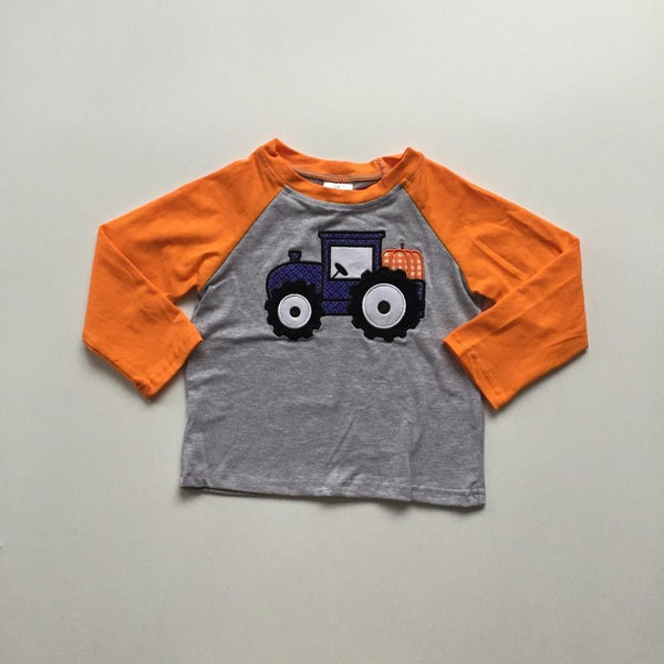 Fall Tractor Shirt