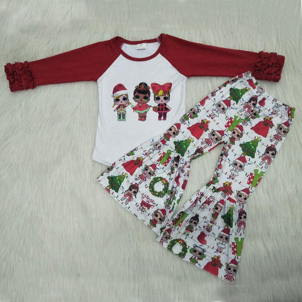 Christmas LOL Doll Outfit