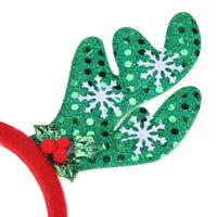 Reindeer Christmas Party Headband