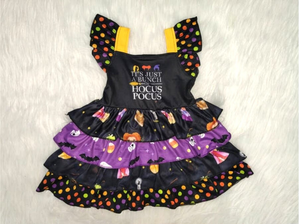 Hocus Pocus Fall Fun Dress