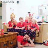 # Santa Squad Family Matching Christmas Pajamas