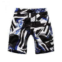 Fun Whit Black and Blue Swim Wear - Ribbon and Blues