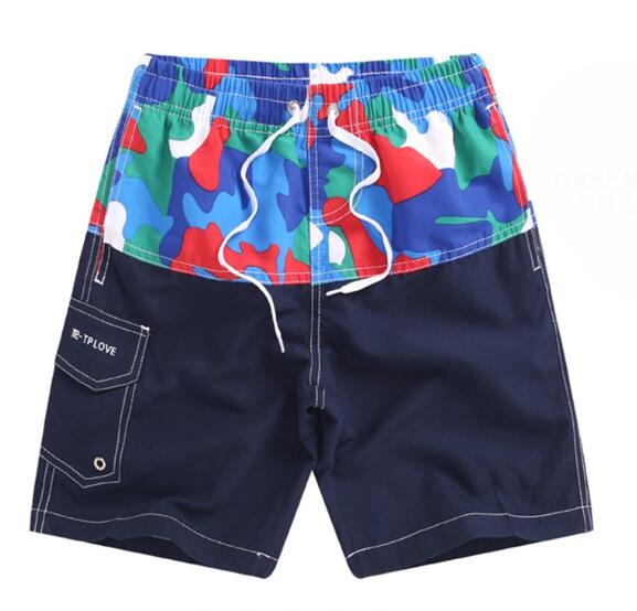Fun Boys Swim Wear - Ribbon and Blues
