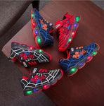 Spiderman Light up Shoes