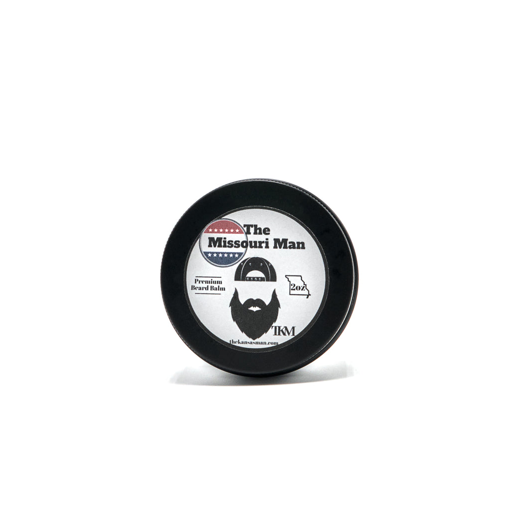 The Missouri Man Beard Balm 1.5oz.
