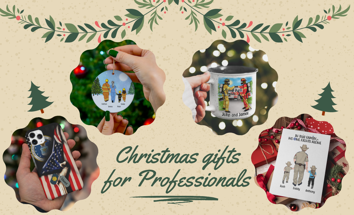 Christmas Gifts for Every Proffessionals