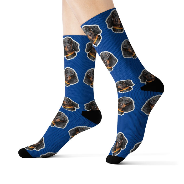Custom Pet Socks - Personalized Pet Socks