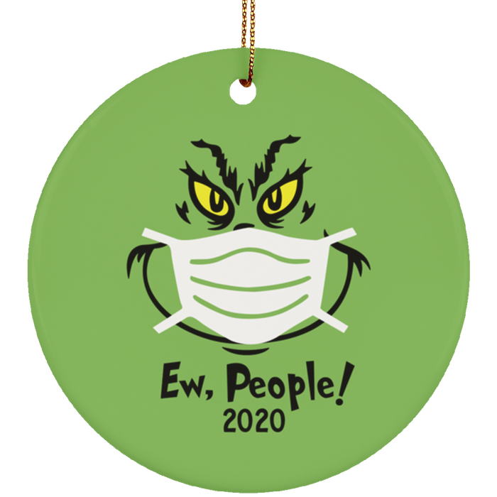 Ew People 2020 Christmas Ornament