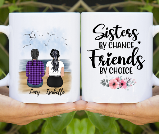 Personalized Mug - Sister by Chance
