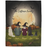 Personalized Gifts - Halloween Couple Fleece Blanket