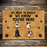 Personalized Doormat, Two Cats and Two Dogs No Need To Knock Gifts For Cat and Dog Lovers