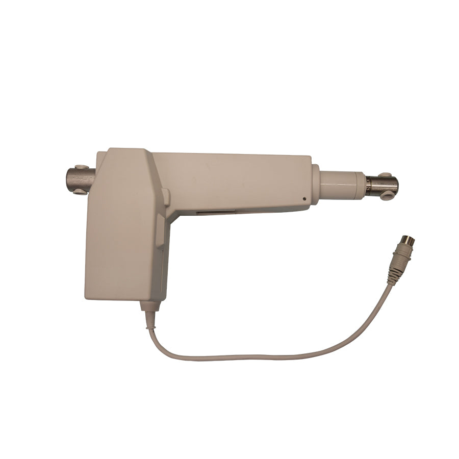 Chair Back Motor: Linak, LA31, P/N 10-4510, 150mm, 24vDC
